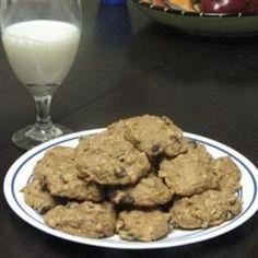 #1 Pumpkin Spice Cookies