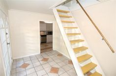 stairs to attic stair loft