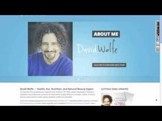 David Wolfe - The Full Story - Life Enthusiast - Alternative Health & Nutrition