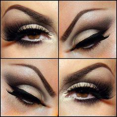 30 Sleek MakeUP ‹ ALL FOR FASHION DESIGN