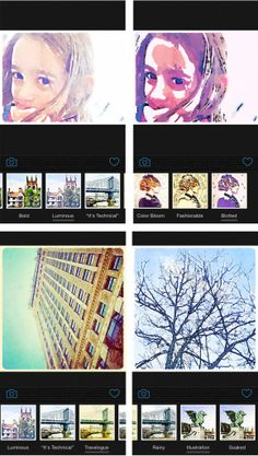Cool camera apps: Waterlogue is one of our absolute new favorites for our smartphones.