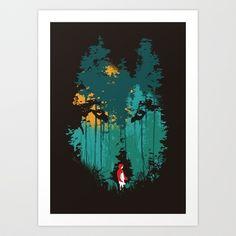 The Woods Belongs to Me by Budi Satria Kwan