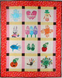 Memory and Hand Quilts