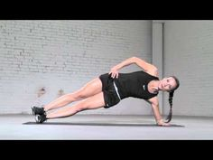 Nike Training Club with Nike Master Trainer Marie Purvis: Side Plank