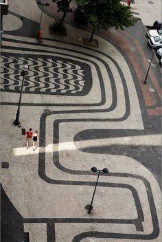 Burle Marx. Rio de Janeiro