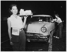 Carhops, c.1950s