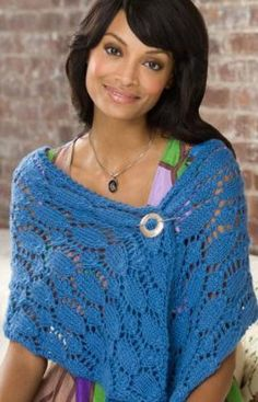 I love shawls.