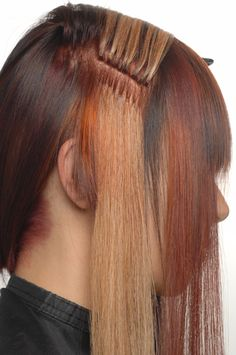 """HOW TO: """"Multicolor"""" extensions How-To"""