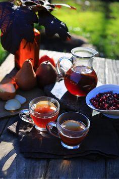 Spiced Hawthorn Pear Persimmon Brandy - Blog Castanea
