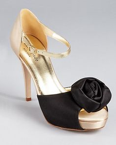 kate spade new york Evening Pumps - Gretchen Flower | Bloomingdale's