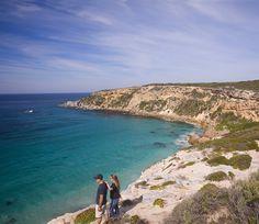 Take a stroll, Kangaroo Island, Southern Ocean Lodge.