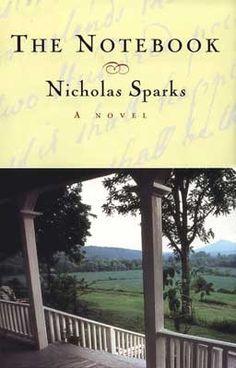 Love Nicholas Sparks!