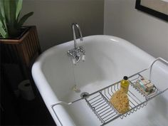 best way to clean a porcelain sink