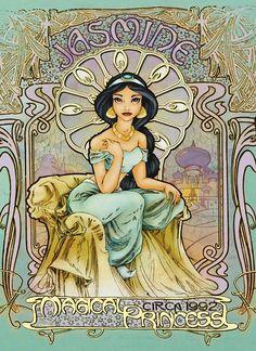 The Magical Princess <3