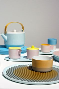 Colour Porcelain by