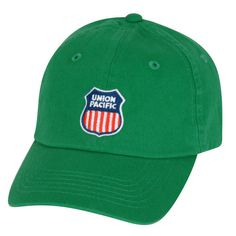 YOUTH CAP GREEN