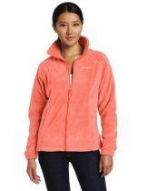 Columbia Women's Benton Springs Full Zip Jacket