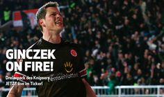 St. Pauli - Ginkzek on fire!