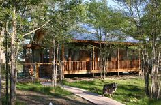 Decker Creek Bed & Breakfast & Biscuit in Austin, Texas | B&B Rental #sxsw