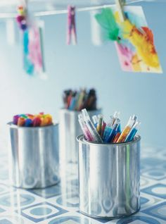 paint cans from #homedepot