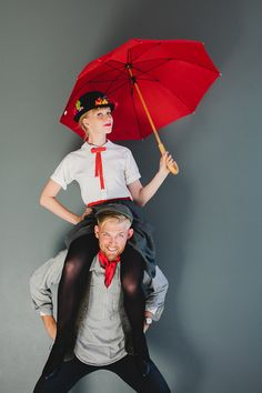Mary Poppins easy halloween costumes for adults