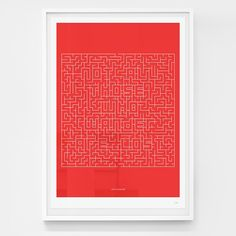 Not All Those Who Wander Print - $60