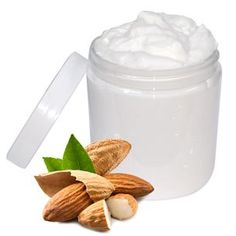 Almond Body Cream Re