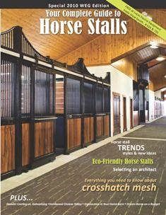 Link to a Guide to Horse Stalls. Helpful articles when you're designing a horse barn.