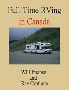 Living in an RV Full-Time in Canada