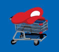 mario kart, funni stuff, plain funni, game nerderi, mario cart