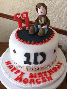 Coolest One Direction Cake...