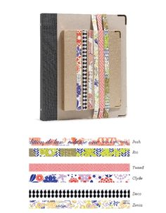 rubber band sets - russell & hazel