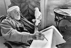Matisse. ©Henri Cartier-Bresson / Magnum Photos