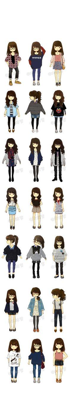 {} Illustrator นั่งมีฤดูกาลที่สดใหม่ขนาดเล็กที่มี  น้องสาวของ Hao 萌  ผู้เขียนหัวข้อ: