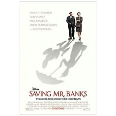 Saving Mr. Banks Mini-Poster - 550 points, or 440 w/Points+