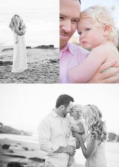 beach, photography, family