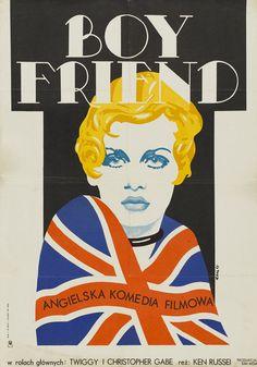 THE BOY FRIEND (Ken Russell, UK, 1973)