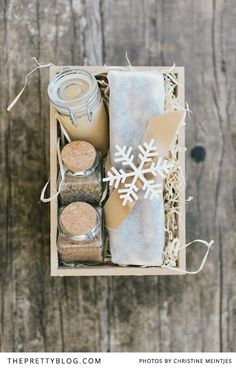 3 Edible Gift Ideas for the Christmas Holidays | Recipes | The Pretty Blog