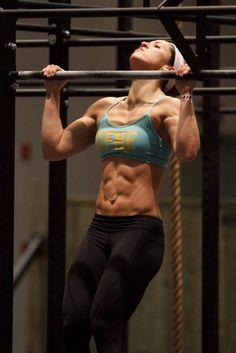 Heather Burgeron  #crossfit