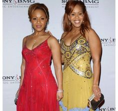 Mary Mary's Erica & Tina Campbell
