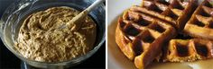 Ultimate Pumpkin Waffles