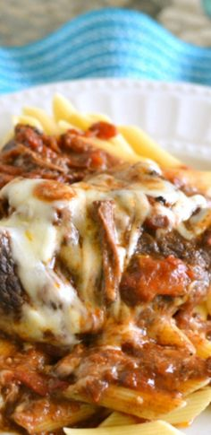 Easy Crock Pot Italian Swiss Steak
