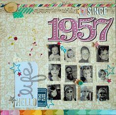 Since 1957 - Scrapbook.com