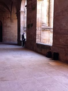 Claustro del Seminario Mayor. Santiago de Compostela, Spain 2011