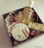 Sinnliche #Weihnachtsgeschenke für entspannte #Hautpflege http://vita-beauty.de/Wellness-Geschenk-Ideen/Wohlfuehlen-mit-System-Geschenk.html