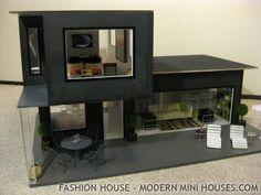 Modern Mini Houses - love