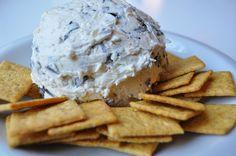 3 easy cheeseball recipes :)