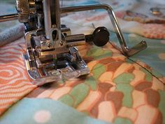 Straight line machine quilting tips from @Mary Powers Powers Dugan
