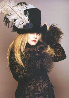 music, personal style, style icons, fleetwood mac, rock