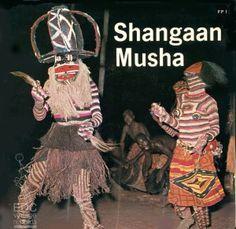 Makishi Dance.